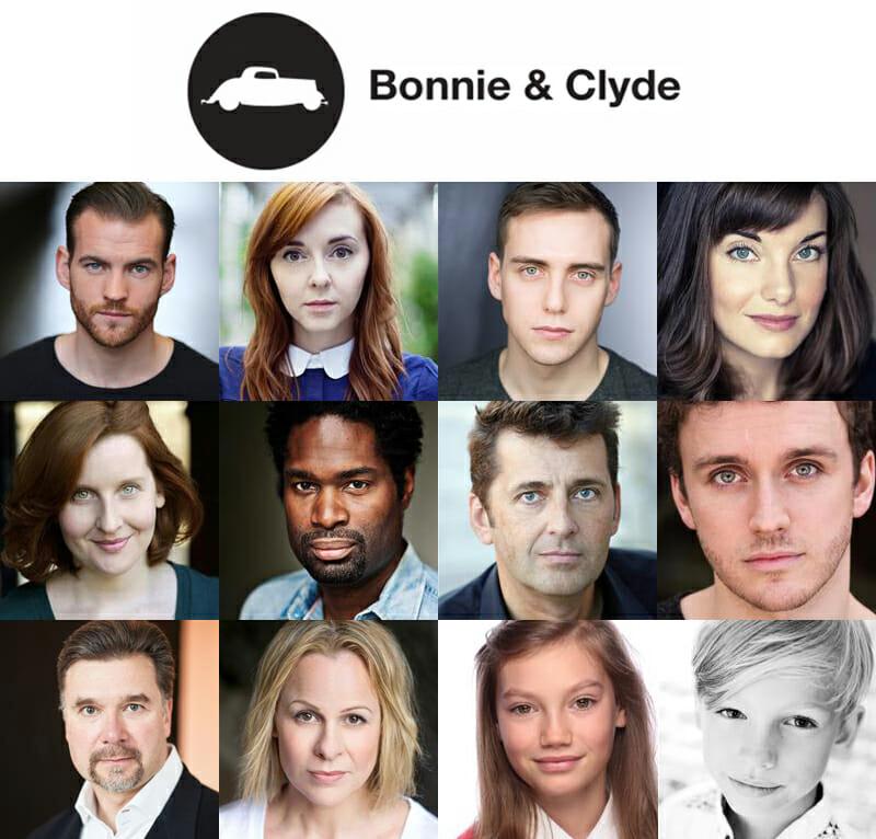 Bonnie & Clyde cast