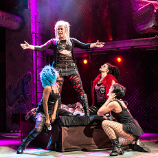 American Idiot Review from Theatre Weekly