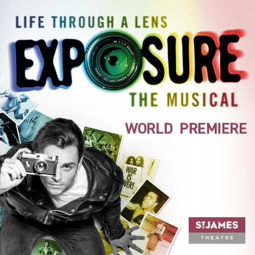 Exposure The Musical Review from Theatre Weekly