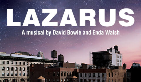 Lazarus Comes to London