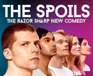 Spoils Review Theatre Weekly