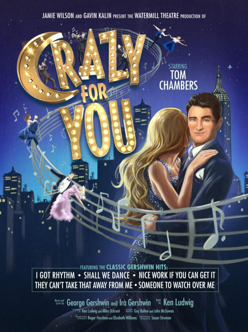 Crazy For You Tour Dates