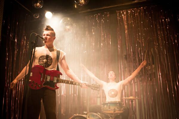 Punkplay Review at Southwark Playhouse