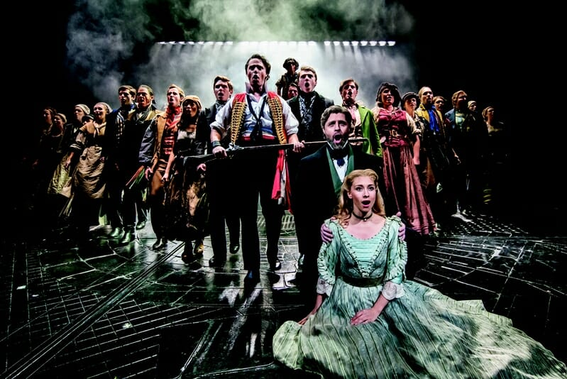 Les Miserables Cast Changes Announced - Theatre Weekly