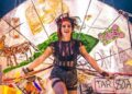 Lucie Jones as Maureen in Rent aims for Eurovision