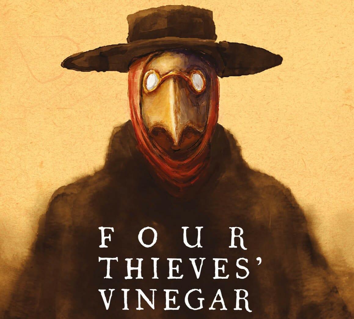 Four Thieves' Vinegar