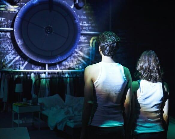 La Ronde Review Bunker Theatre
