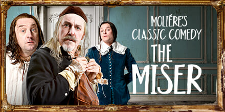 The Miser Review Garrick Theatre