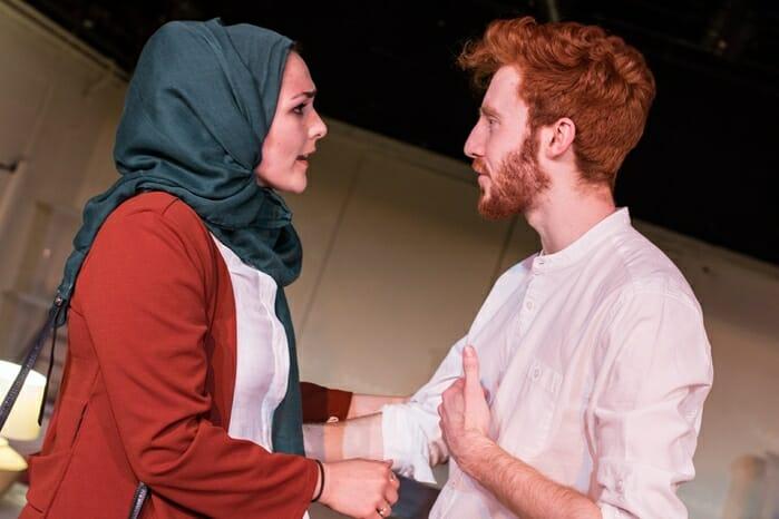Becoming Mohammed (Nadia Lamin and Jack Hammett) - courtesy of And Many Others