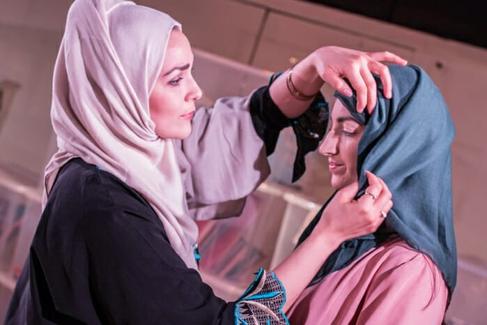 Becoming Mohammed (Nadia Lamin and Philippa Carson) - courtesy of And Many Others