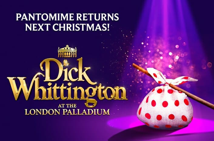 Dick Whittington London Palladium