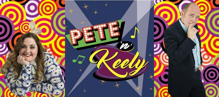 Pete 'n' Keely Interview
