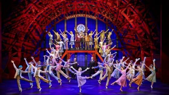 Review 42nd Street Theatre Royal Drury Lane