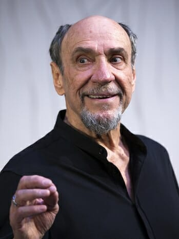 F. Murray Abraham in The Mentor at the Vaudeville Theatre, 24 June to 2 September. CREDIT Simon Annand (4)