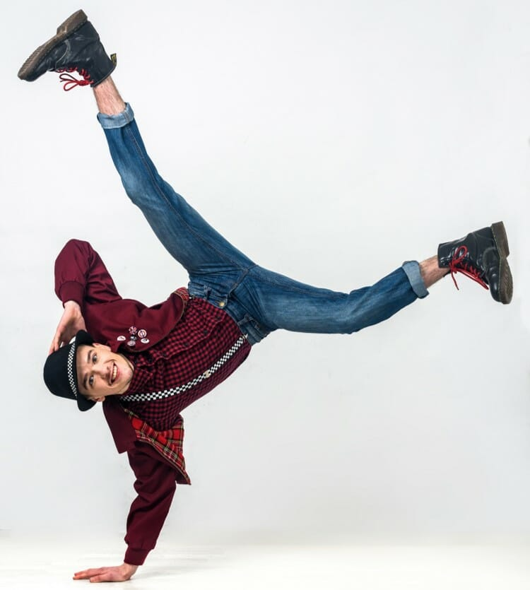 George Sampson in Our House 044. Photo by Adam Trigg