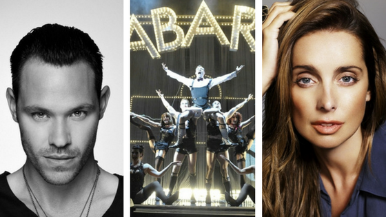 Cabaret Will Young and Louise Redknapp