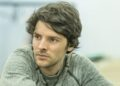 Colin Morgan in Gloria at Hampstead Theatre, photo by Marc Brenner (1)
