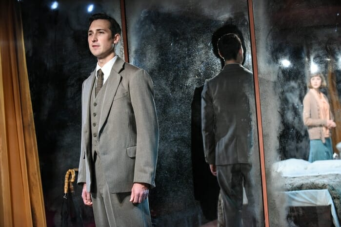 Kiss Me - production images - Ben Lloyd-Hughes - photo by Robert Day 1