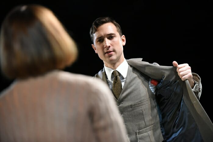 Kiss Me - production images - Ben Lloyd-Hughes - photo by Robert Day 3