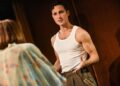 Kiss Me - production images - Ben Lloyd-Hughes - photo by Robert Day 6