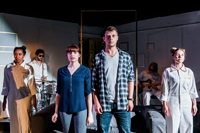 The Quentin Dentin Show - Lottie-Daisy Francis, Shauna Riley, Max Panks and Freya Tilly (courtesy of Lidia Crisafulli)