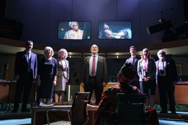 Donmar Warehouse Committee The Company 3 Manuel Harlan
