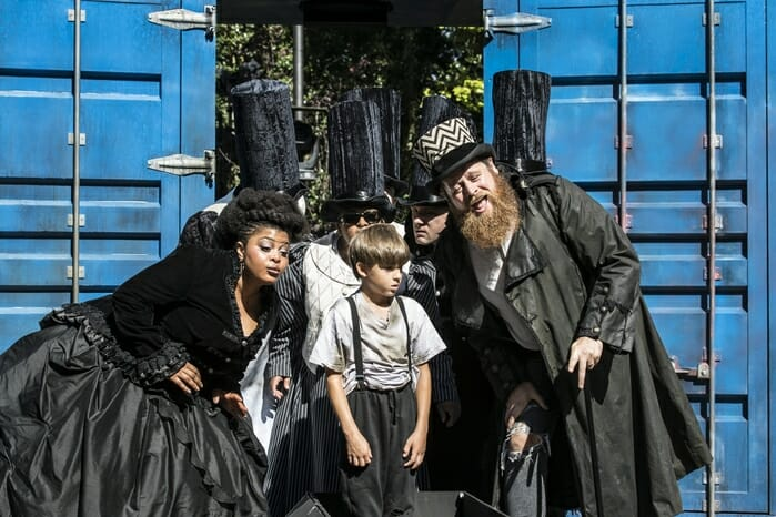 First Look: Oliver Twist Created For Everyone Aged Six And Over