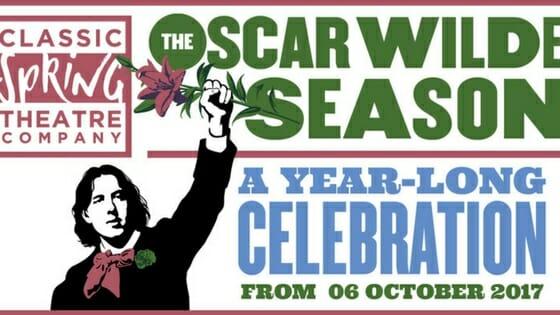 Oscar Wilde Season Vaudeville
