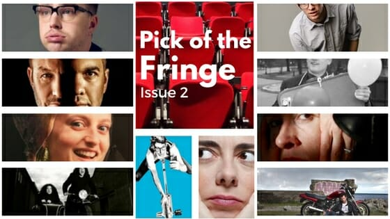 Pick of the Fringe issue 2