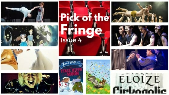 Pick of the fringe issue 4