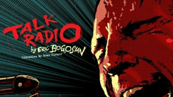 Preview: Eric Bogosian's Talk Radio at The Old Red Lion Theatre