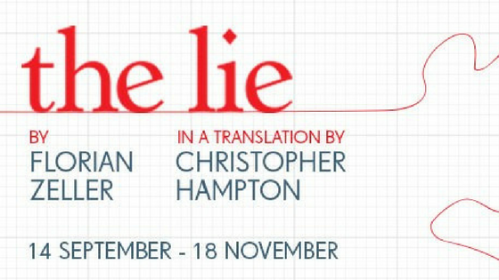 The Lie at Menier Chocolate Factory