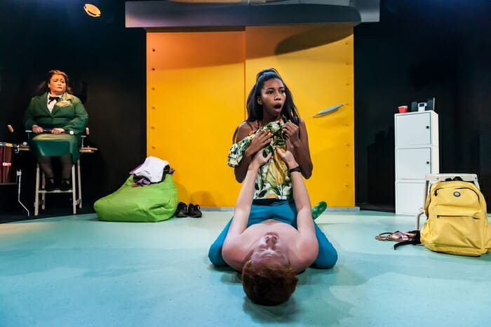 Boom Review Theatre 503