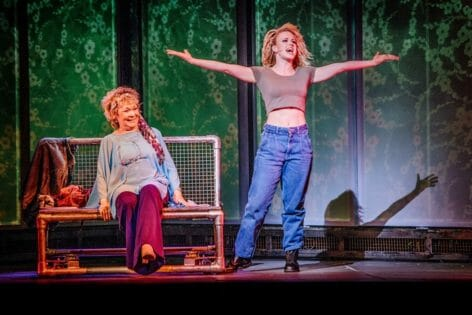 Flashdance Review UK Tour