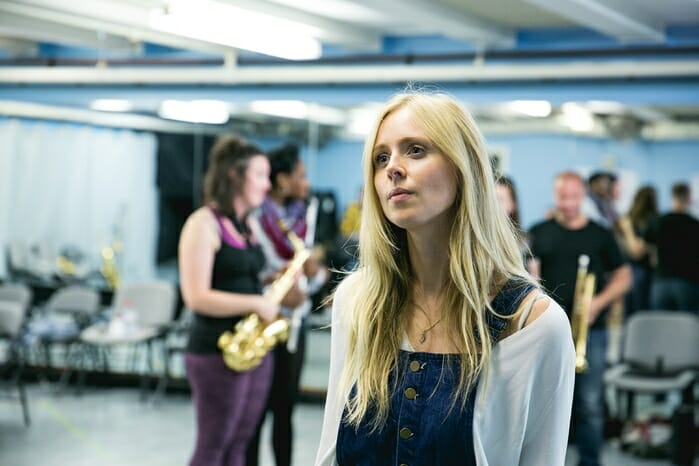 Diana Vickers in Son of a Preacher Man. Photo by Darren Bell (1)