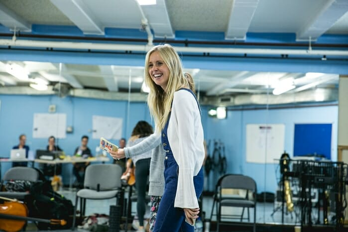 Diana Vickers in Son of a Preacher Man. Photo by Darren Bell (2)