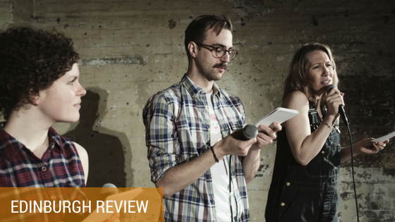 Lists for The End of The World Review Edinburgh Fringe