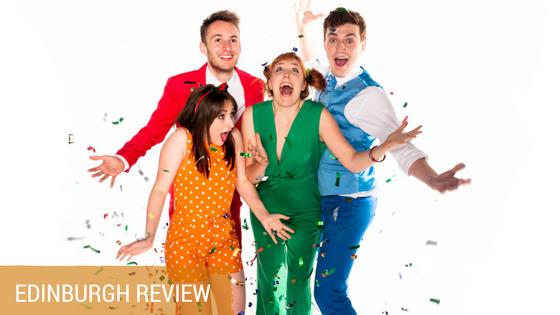 Losers Review Edinburgh Fringe