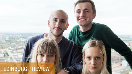Margarita Dreams Review Edinburgh Fringe