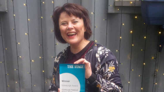 Monica Dolan Wins Stage Edinburgh Award