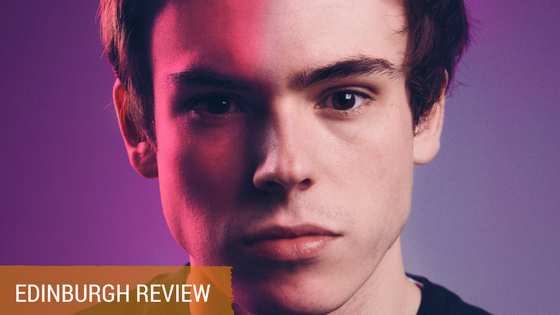 Review: Rhys James: Wiseboy at Pleasance Courtyard
