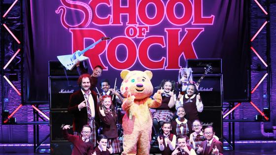 School of Rock Children in Need Gala