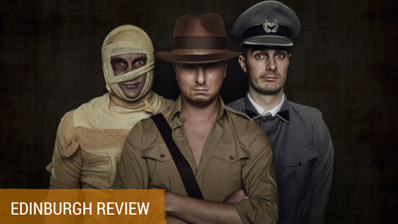 The Curse of the Mummy Review Edinburgh Fringe
