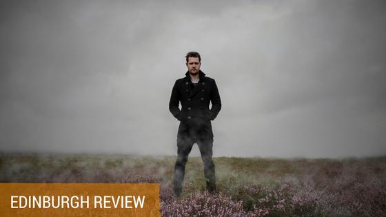 The Man on The Moor Review Edinburgh Fringe