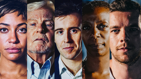 The Almeida Theatre Launches Second Series of Figures of Speech