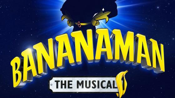 Bananaman The Musical Southwark Playhouse