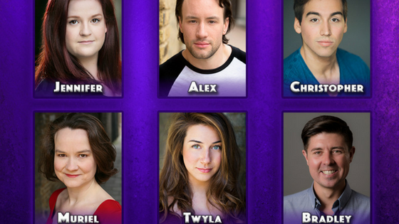 Cast Announced for When Midnight Strikes