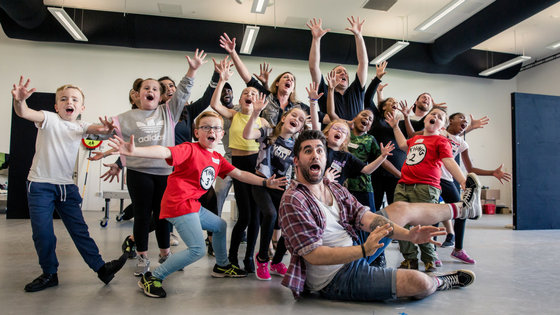 Meet The Children who Will Star in Nativity