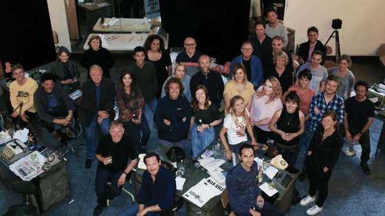 Full Cast announced for West End Transfer of Ink