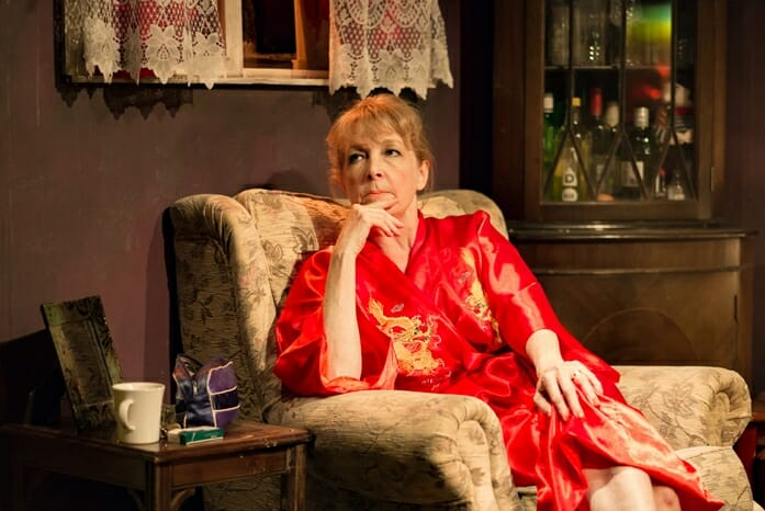HYEM, Charlie Hardwick, Theatre503, photos by Nick Rutter